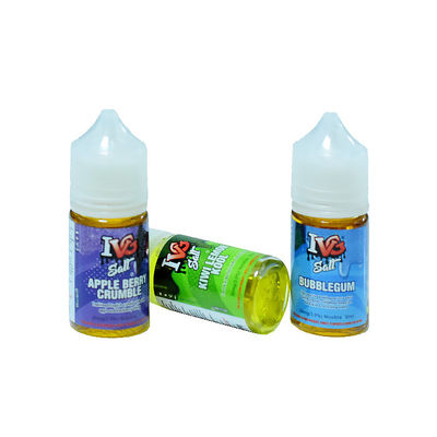 30ml todo quivi natural Lemin Kool do suco do vapor, sabor de Bubblegum